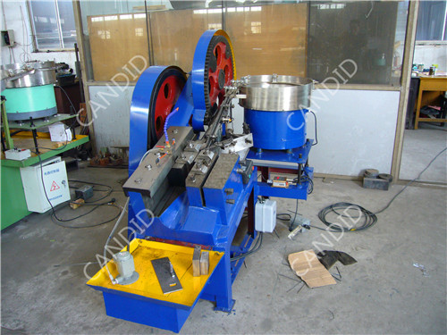 automatic screw making machine