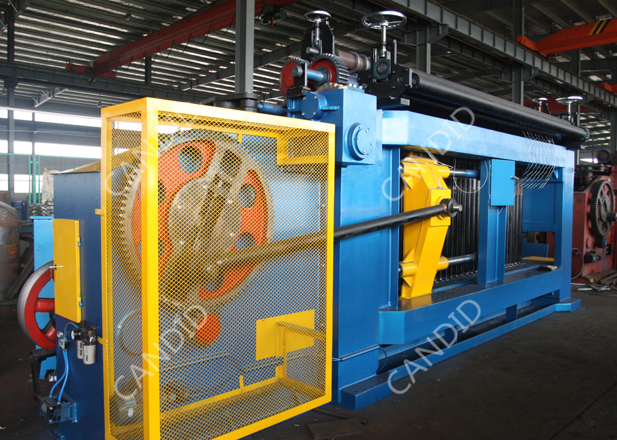 gabion machine