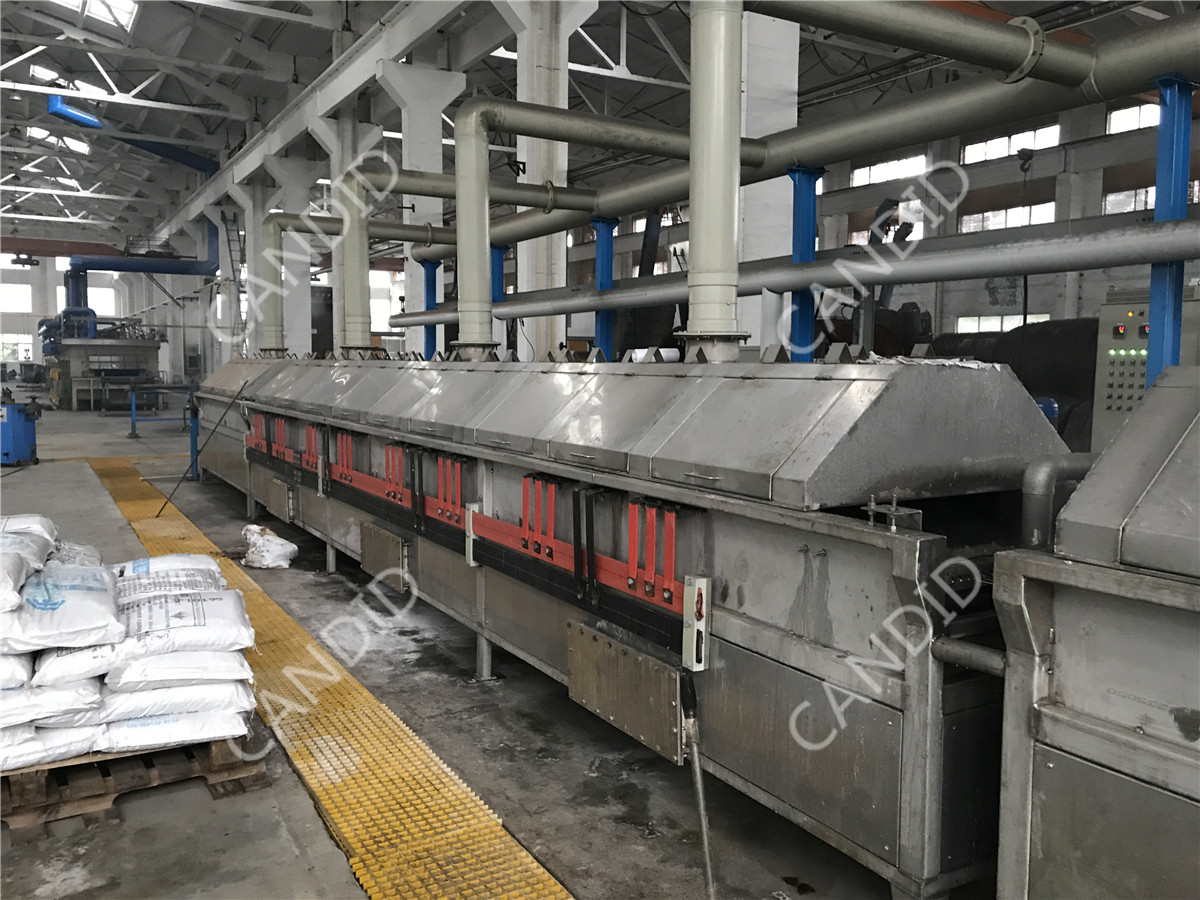 galvanizing line