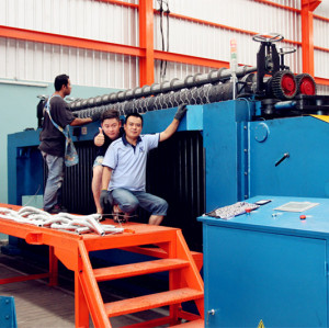 Automatic High Efficient Hexagonal Wire Netting Machine