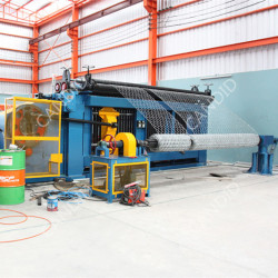 Candid Automatic hign-capacity hexagonal Gabion Machine