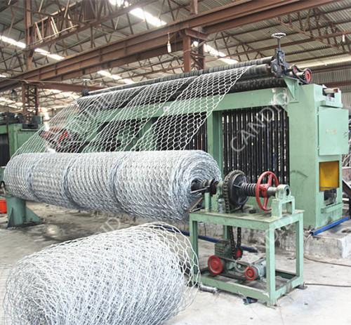 Automatic Gabion mesh Machine