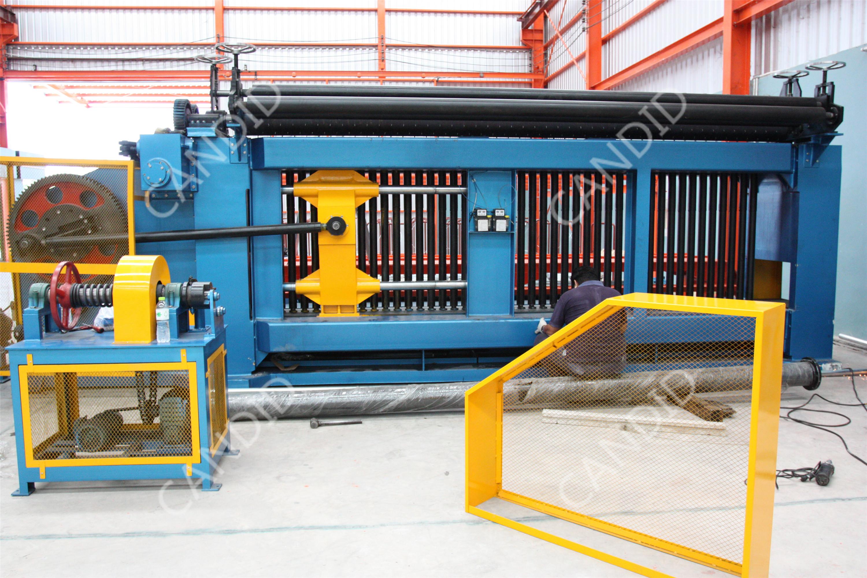 gabion machine netting material