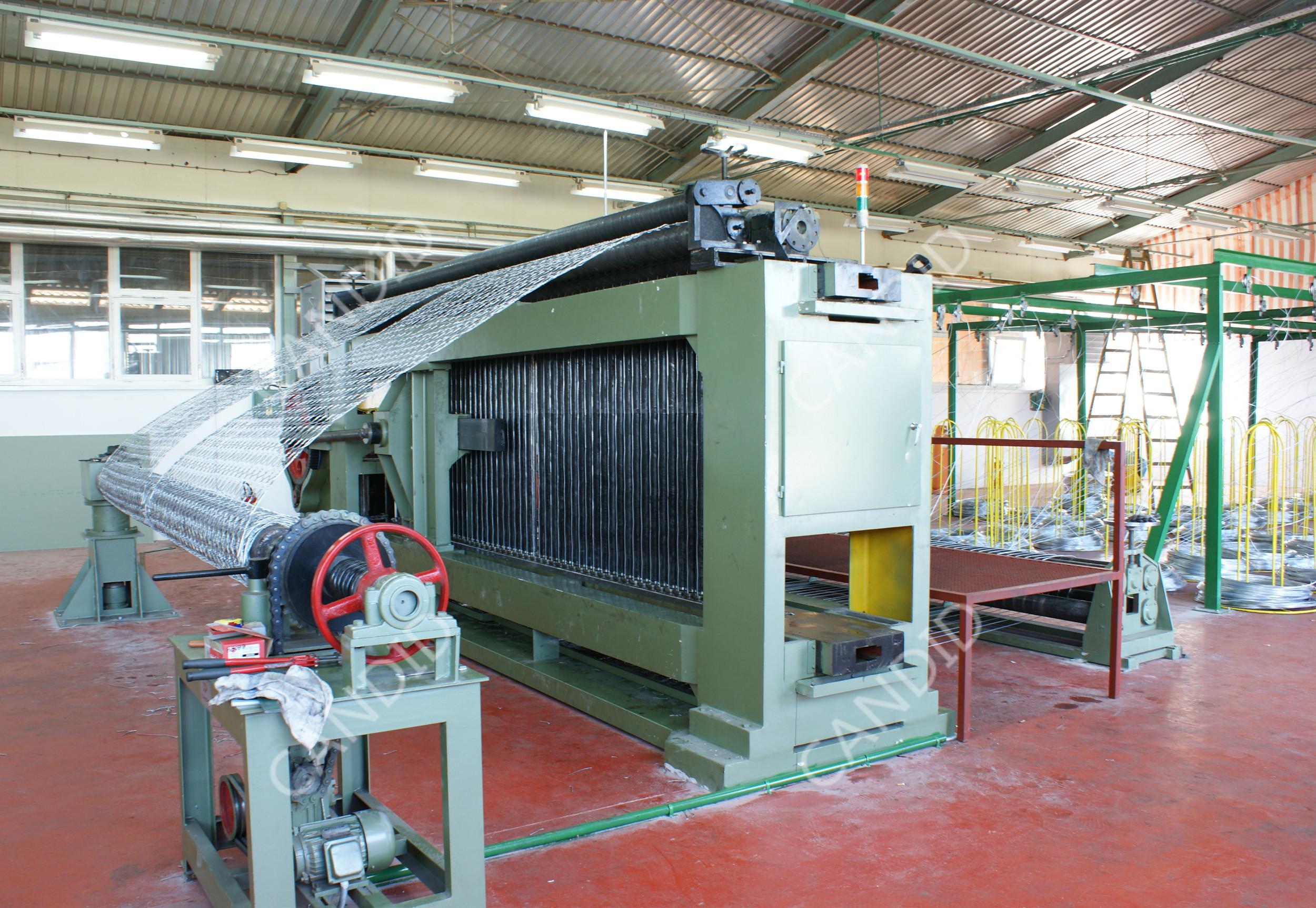 gabion machine total power