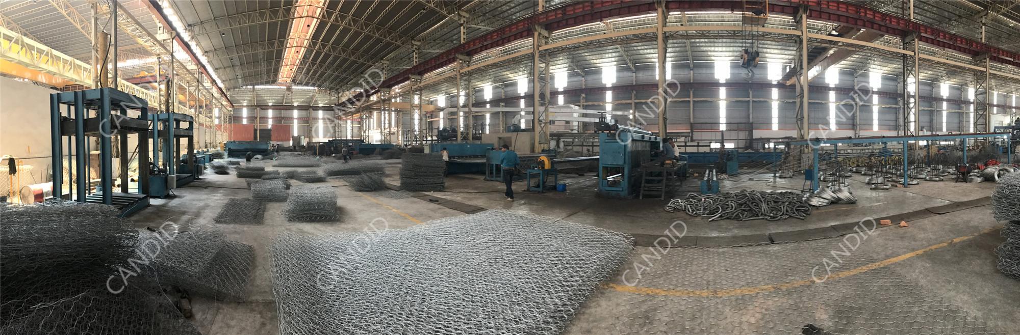 gabion machine factory