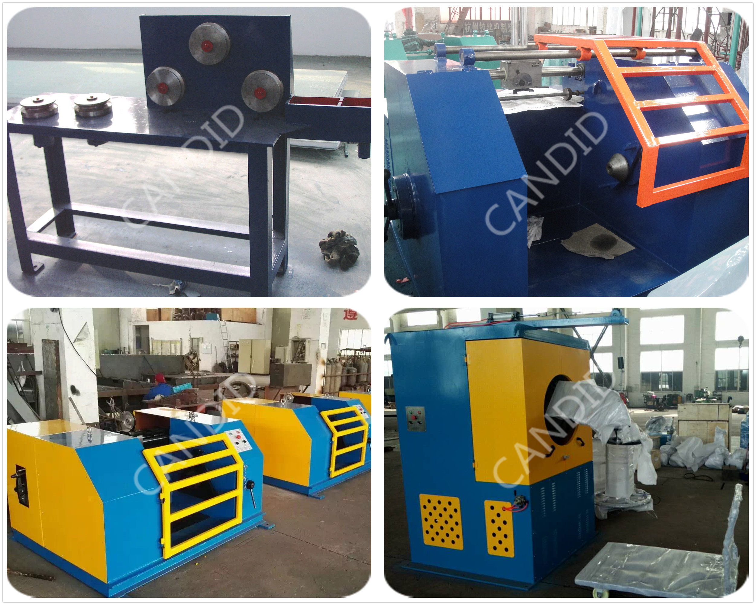 Fine Wire Drawing Machine Supplier