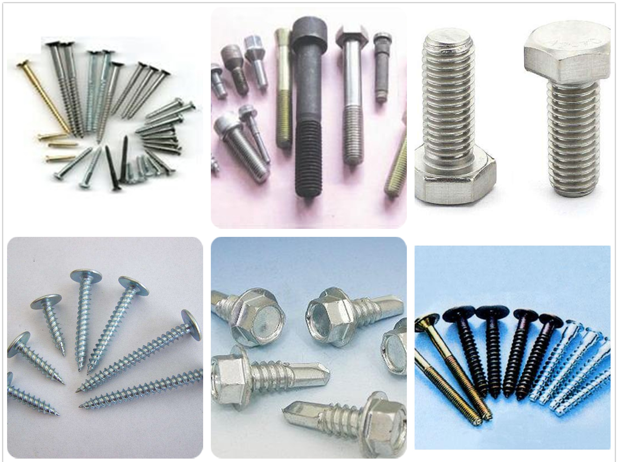 High-speed Nut and Bolt Making Machine