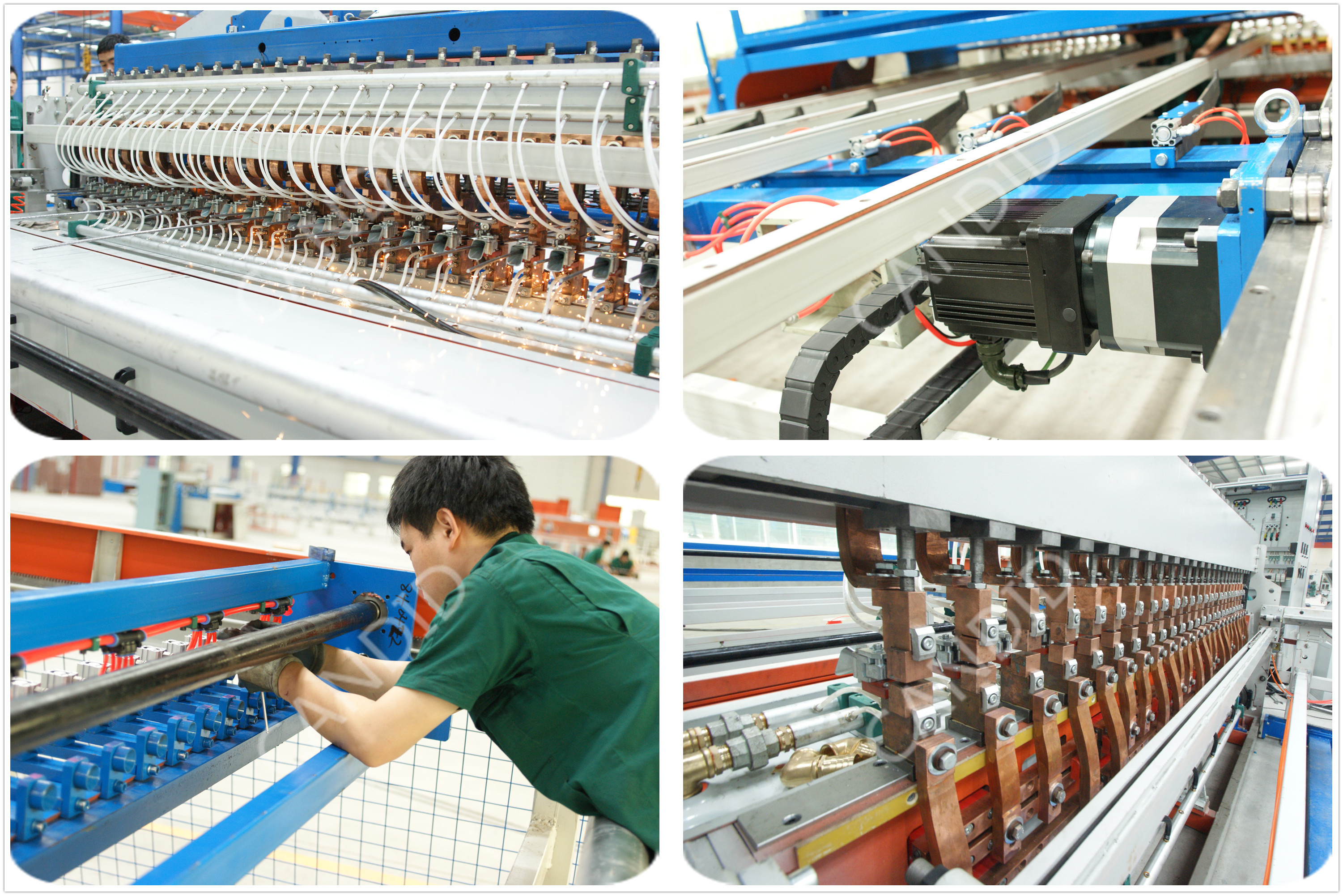 welding wire mesh machine supplier