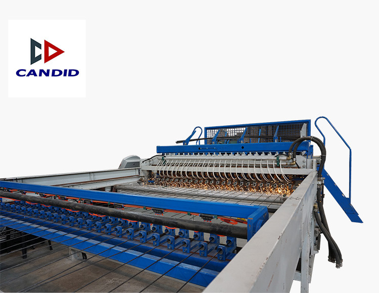 Wire Mesh Welding Machine - Hangzhou Candid I/E Co., Ltd.