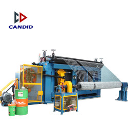 Automatic Gabion mesh Machine supplier