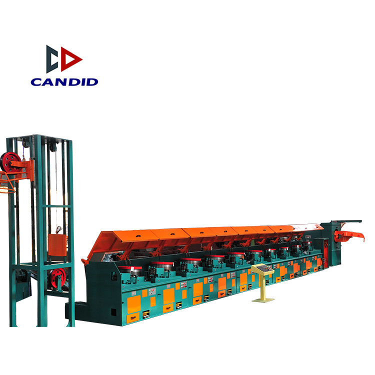 Straight Line Wire Drawing Machine - Hangzhou Candid I/E Co., Ltd.