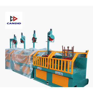 Candid Stainless Steel Wire Drawing Machines