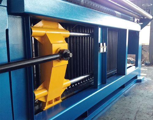 Automatic Gabion Machine