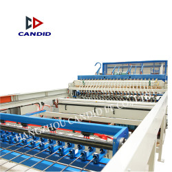 Candid Automatic Animal Cages Mesh Machine
