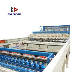 Candid high efficient Ribbed Steel Mesh Welding Machine