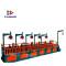 Automatic Wheel Type iron  Wire Drawing Machine
