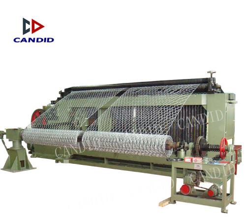 Full automatic Hexagonal Wire Mesh Machine