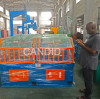 One of our old customers from Nigeria come.to inspect his ordered wire drawing machine and annealing furnace. Providing excellent quality machine and professional service to customer is always our pursuit and that is also the reason why he choose us again. We beleive that win- win will be achieved in our long-term business relationship.