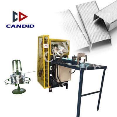Candid Single Wire Staple Pin Making Machine