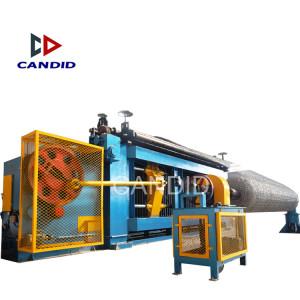 Gabion box making machine