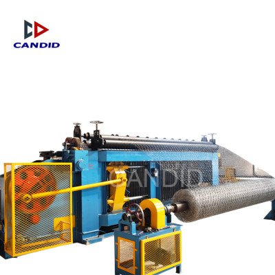 High Efficiency Gabion Box Machine & Gabion Mesh Machine Manufacturer