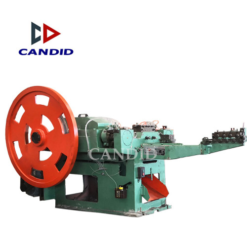 Automatic High Efficiency Wire Nail Machine