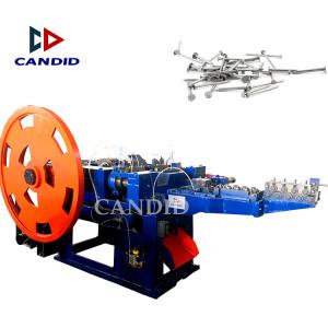 Candid Z94 Series Automatic Nail  making Machine