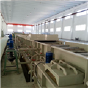 Candid Automatic Electric Galvanizing Line