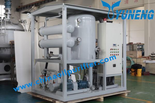автоматический вакуумный трансформаторного масла центрифугирование очистных сооружений( трансформаторного масла/другое масла изоляции)