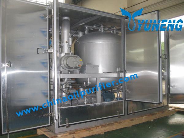 Zja ультра- высокого напряжения вакууме диэлектрика масла изоляции фильтрации машина( трансформаторного масла/другое масла изоляции)