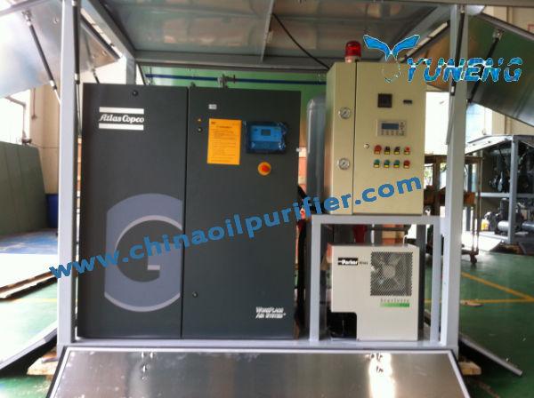 серии gf сухого воздуха генератор( для трансформатора обслуживание)