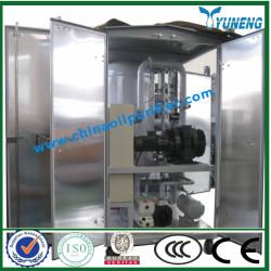 yuneng zja высокого напряжения электростанции трансформатор очиститель масла с iso9001