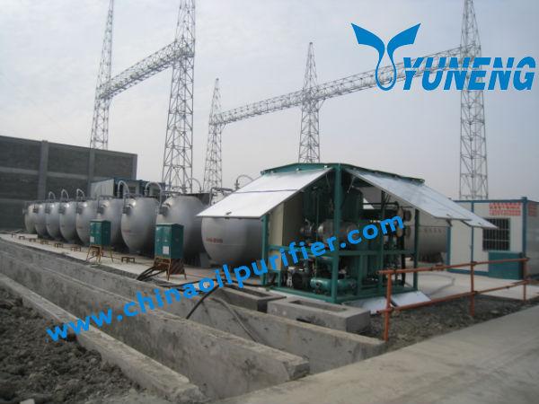zjb трансформаторного масла отделение воды машина удаления воды частиц газа