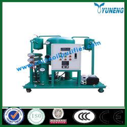 ZJB High Efficiency Vacuum Oil Filtration Machine