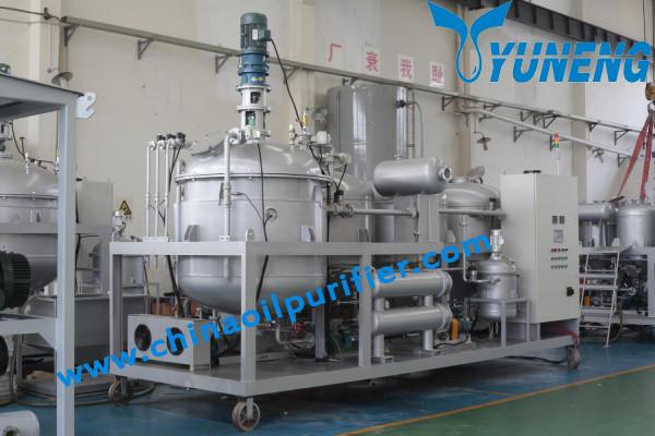 ynzsy отработанного масла машина по переработке