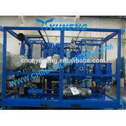 Yuneng трансформаторного масла центрифугирование машина/верхней производителем очистителя масла