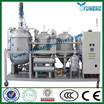 Continuous Used Motor Oil Cleaning Machine for Hot Sale