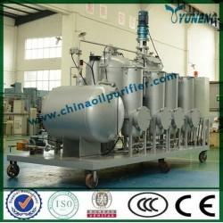 yuneng новое состояние отходов шин нефтеперерабатывающей машины на продажу