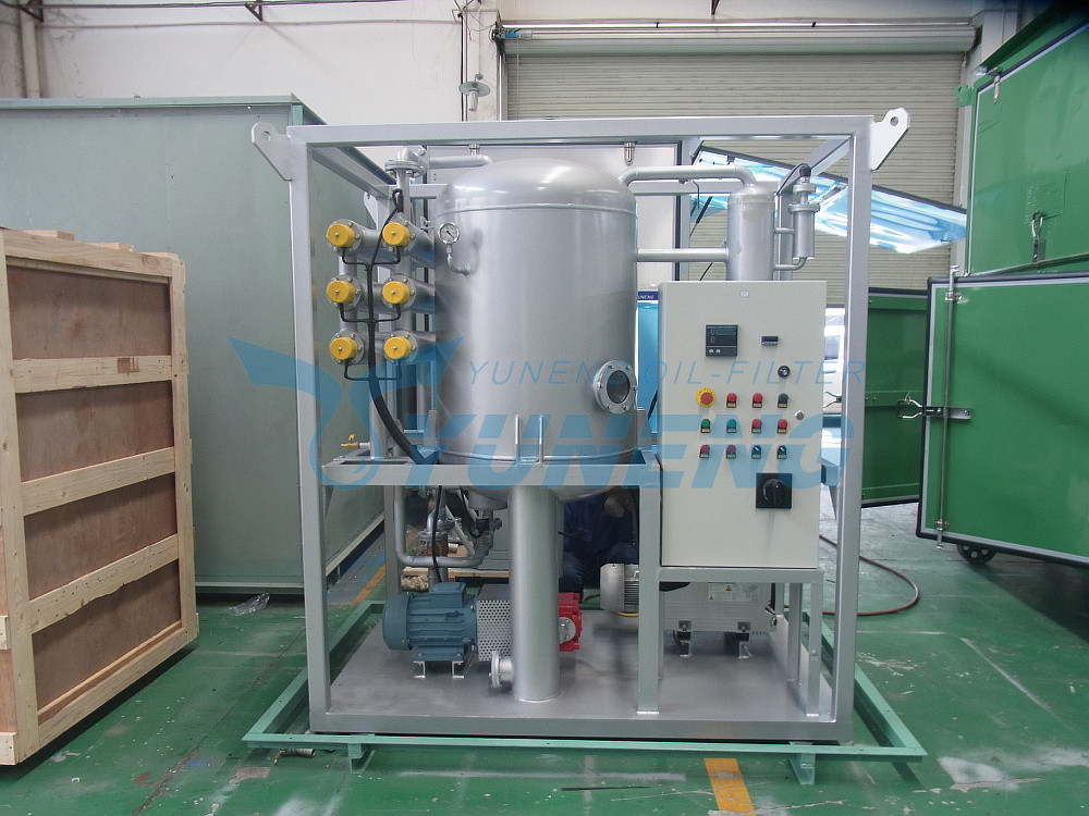 ZJB Series Single Stage Vacuum Transformer Purification Machine