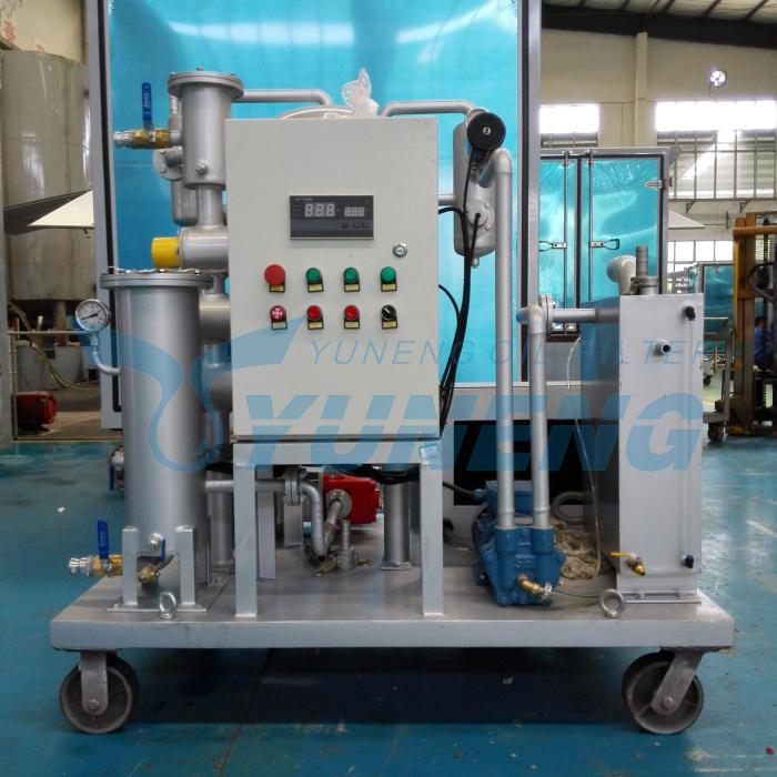 ZJC-T Series Vacuum Turbine Oil Purifier Machine and Oil Dehydration Machine