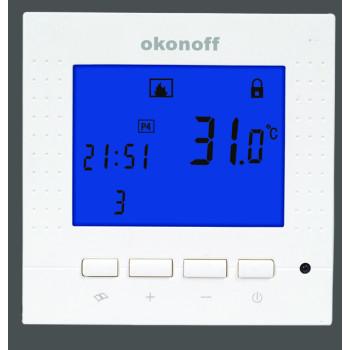 HVAC Thermostat (S430PWH)