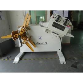 자동 uncoiler 직선화 기계 프레스 브레이크 기계