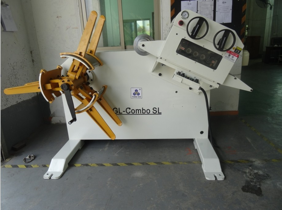 automatico svolgitore raddrizzatore macchina fornitore Serie gl
