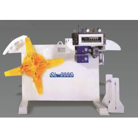 Automatico idraulico svolgitore raddrizzatore 2 in 1 macchina fornitore gl-b serie