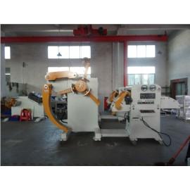 2014 최신 고품질 2 1 uncoiler 기계