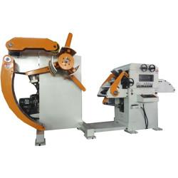 자동 decoiling 교정기 2 1 기계 공급 업체 gl-h 세리에