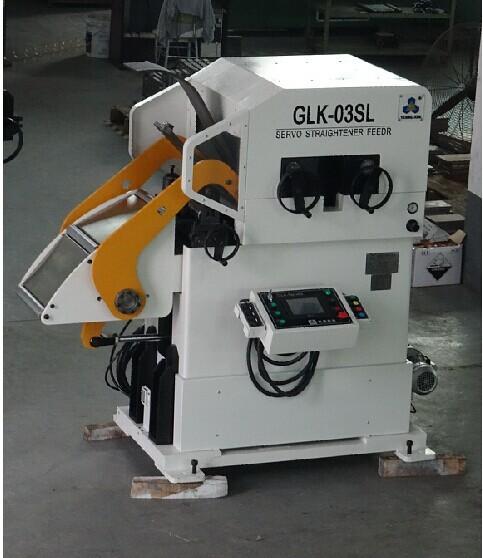 자동 금속 코일 3 1 피더 공장 glk3 세리에