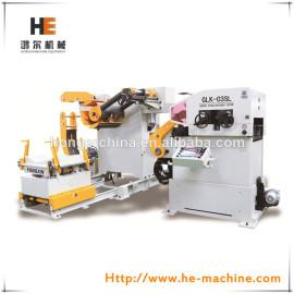 자동 decoiler CNC 교정기 피더 3 glk-03sl
