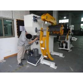 高品質の熱い販売安いパンチングマシンフィーダーマシン