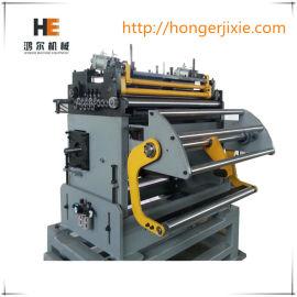 2014 고품질 uncoiler와 교정기 기계